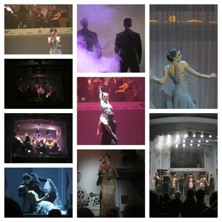 Tango show, Argentina
