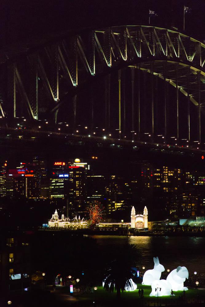 Sydney Vivid Light Festival 2014